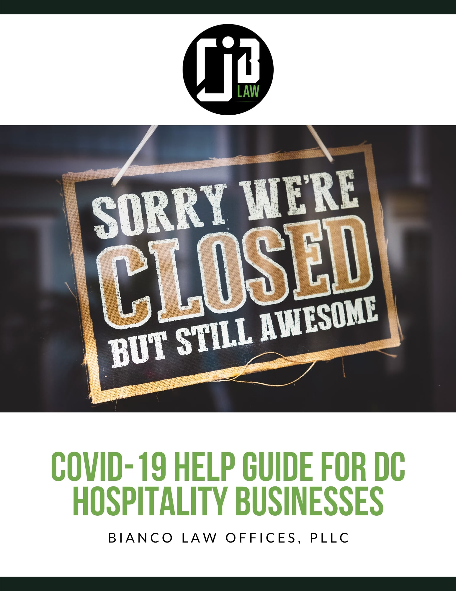 COVID-19 Help Guide For DC Bars & Restaurants