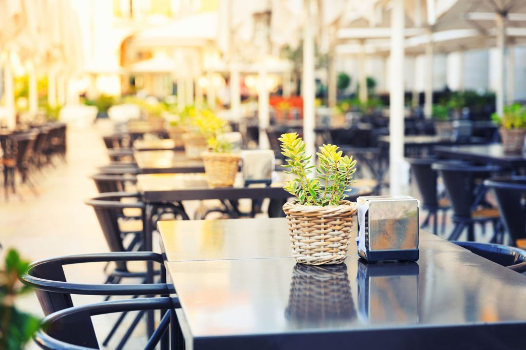 New Phase I – DC Guidance Clarifies Standards for Outdoor Dining as of June 12