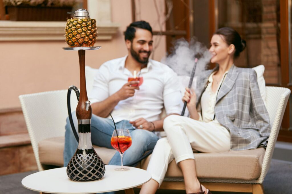 D.C.'s Restriction on Hookah Bars in Phase II Reopening